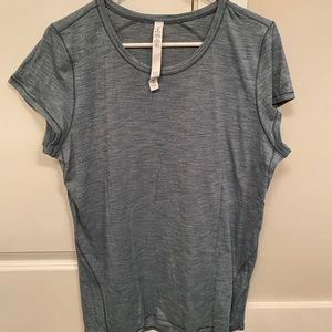 lululemon athletica Tops - Another Mile Lululemon shirt
